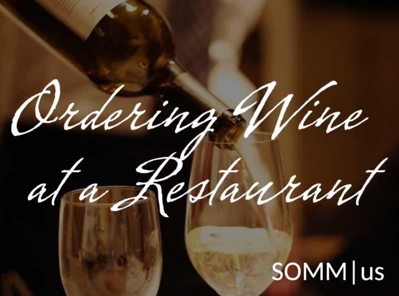 Order Wine at a Restaurant