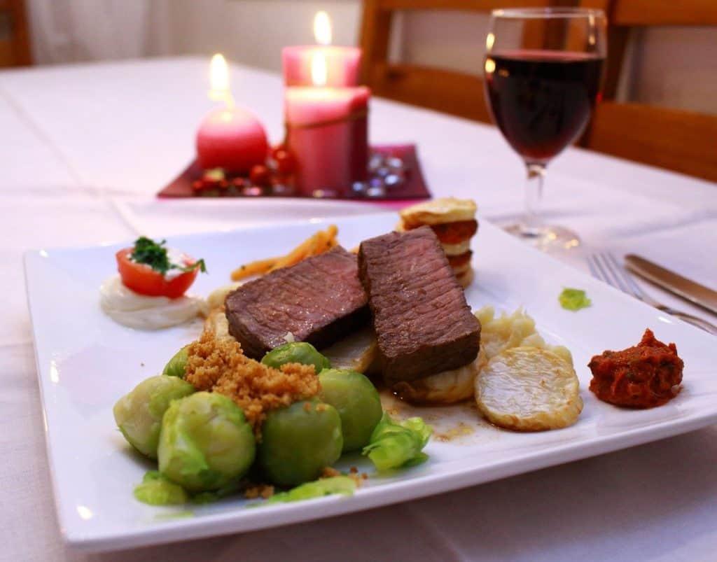 steak and wine pairings