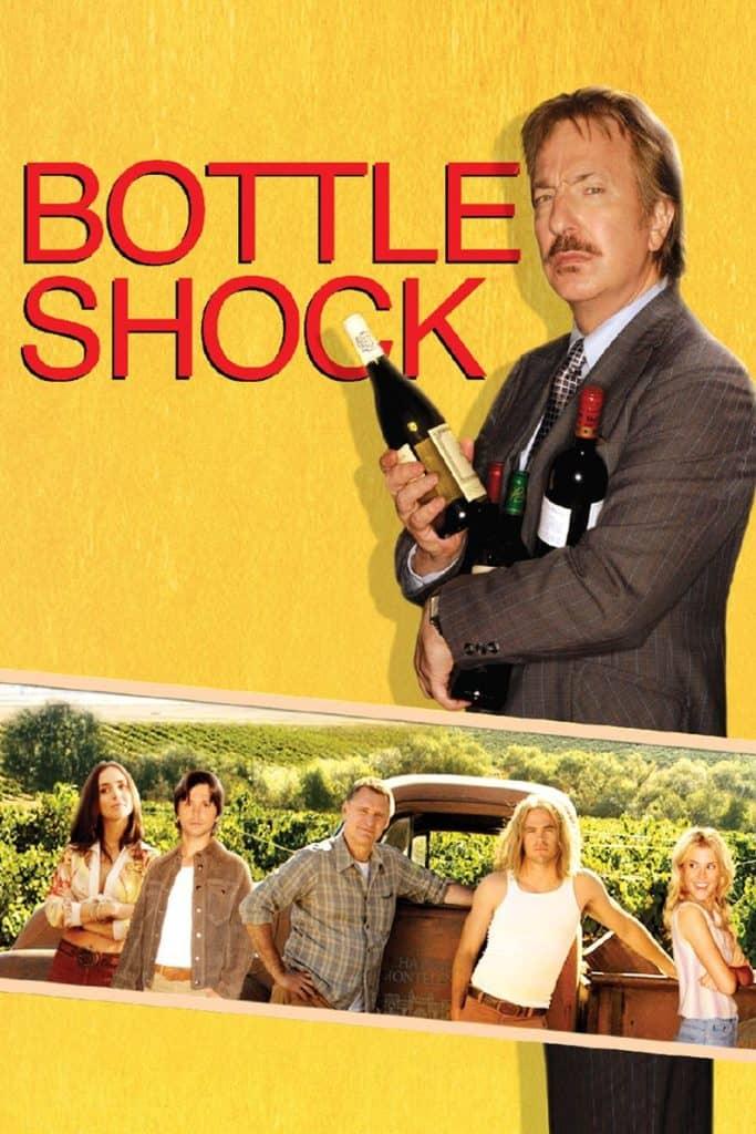 bottle shock wine movie