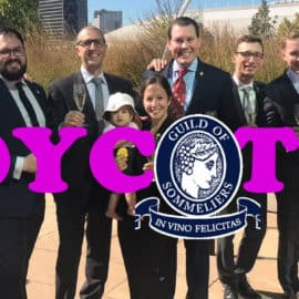 Boycott the Court of Master Sommeliers?