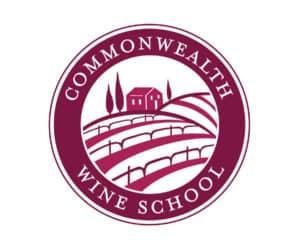 commonwealth wine school logo